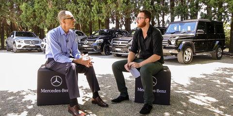 Interview with a CEO: Mercedes-Benz Australia/Pacific CEO Horst von Sanden