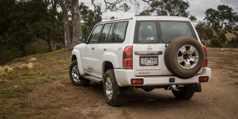 2016 Nissan Patrol ST Y61 Review