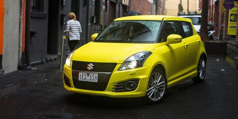 2016 Suzuki Swift Sport Navigator CVT Review