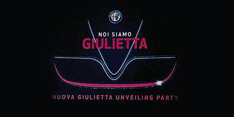2017 Alfa Romeo Giulietta facelift teased, Australian launch later this year