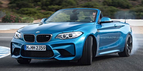 BMW M2 Convertible ruled out