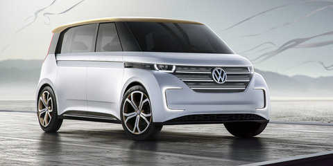 Volkswagen Budd-e electric concept bound for production - report