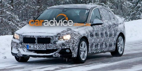 1 Series Sedan: BMW Australia hunting Mercedes CLA rival