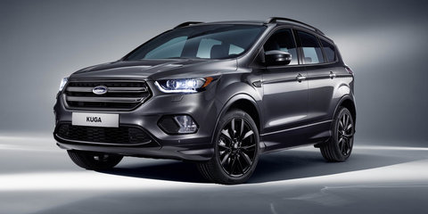 2017 Ford Kuga facelift revealed for Geneva motor show