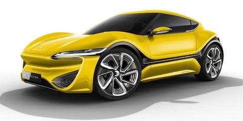 NanoFlowcell Quantino: production-bound EV heading for Geneva
