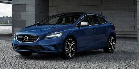 2017 Volvo V40, V40 Cross Country on sale in Australia: Updated range from $36,500