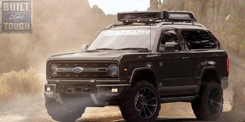 Ford Bronco will use Ranger and Everest's T6 architecture – UPDATE