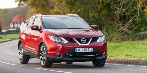 2014 Nissan Qashqai ST (4x2) Review Review