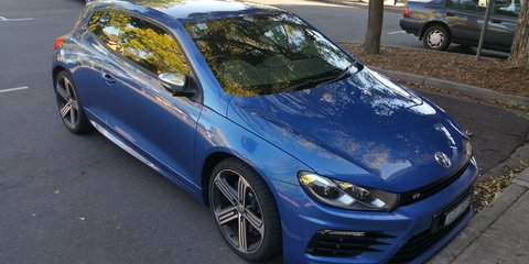 2015 Volkswagen Scirocco R Review Review