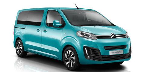 Peugeot and Citroen pursuing new mid-sized vans for Australia