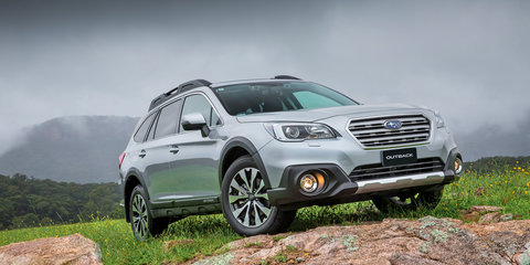 Subaru Outback sales pass 100,000 in Australia