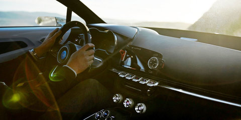 "Alpine ""A120"" interior image leaked"