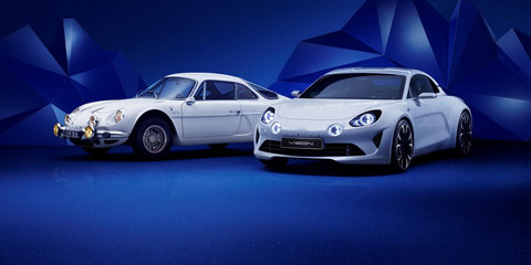 Alpine range could use Mercedes-AMG engines in the future