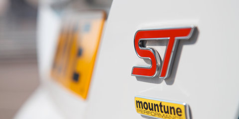 Ford Fiesta ST Mountune, Focus ST Mountune packs priced for Australia