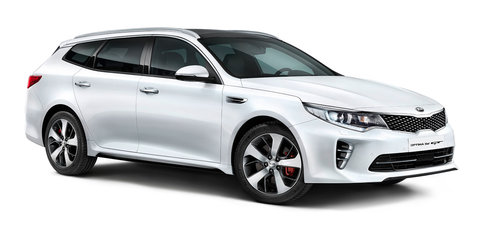 Kia Optima Sportswagon, Mazda MX-5 RF take top honours at Red Dot Awards