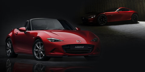 Mazda MX-5 AWD, new turbo rotary hero both 'possible'