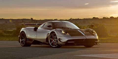'Drift King' to drive Pagani Huayra BC at World Time Attack in Sydney