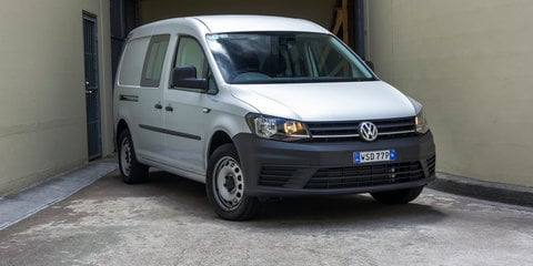 2016 Volkswagen Caddy Maxi Crewvan TSI220 Review