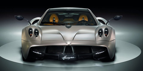 2017 Pagani Huayra Roadster bound for Monterey show - report