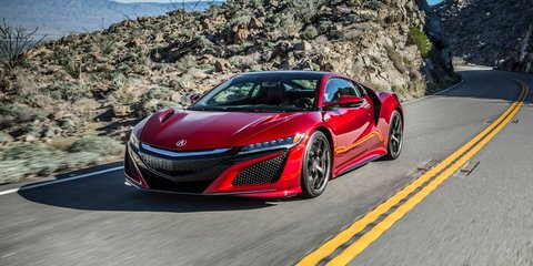 2016 Honda NSX Review