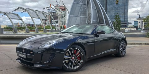 2016 Jaguar F-Type Review: V6 S AWD Coupe