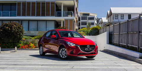 2016 Mazda 2 Maxx Sedan Review