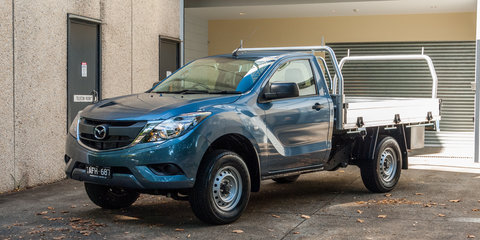 2016 Mazda BT-50 XT 4x2 Review