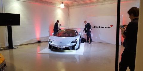 2016 McLaren 570GT debuts in Australia