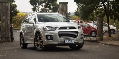 2016 Holden Captiva LTZ Review