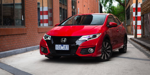 2016 Honda Civic VTi-LN Review