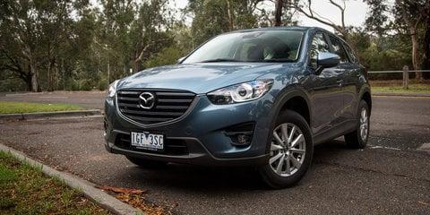 Medium SUV comparison: Hyundai Tucson Active X v Kia Sportage SLi v Mazda CX-5 Maxx Sport