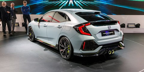 2017 Honda Civic is 'back to its basic roots as a sporty car'