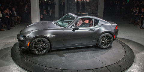Mazda MX-5 RF pricing revealed: New hard-top in Australia from February