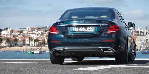 2016 Mercedes-Benz E-Class Review