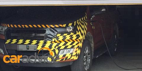 2017 Ford Ranger Raptor Hybrid spied: Ranger to enter US market with plug-in hybrid pick-up truck —UPDATE