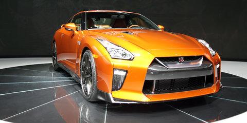 2017 Nissan GT-R revealed in New York, Australian launch due September
