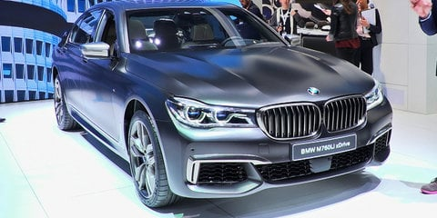 Wonderful BMW 7 Series Review Specification Price  CarAdvice