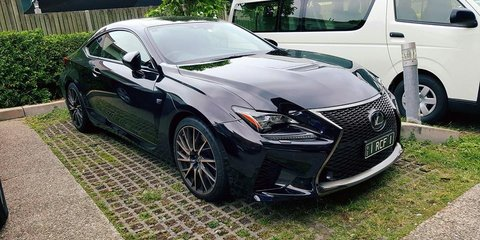 2015 Lexus Rc F Review Review