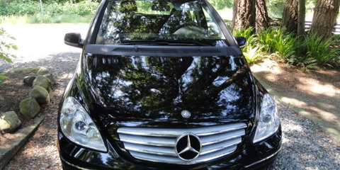 2013 Mercedes-Benz B200 Be Review