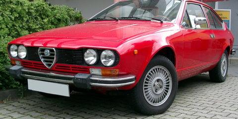 1975 Alfa Romeo Alfetta GT Review Review