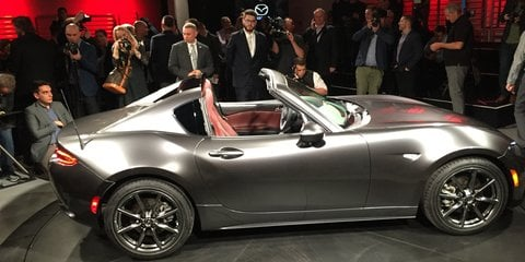 Mazda MX-5 coupe ruled out