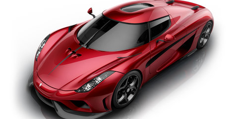 Koenigsegg Regera revealed in Geneva, and its outputs are completely insane