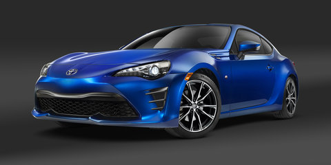 2017 Toyota 86 unveiled: More power and revised exterior for rear-drive favourite