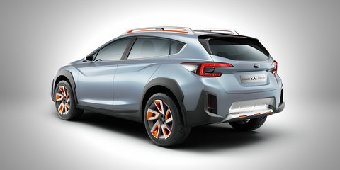 2018 Subaru XV previewed in Geneva