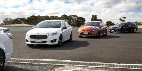 Ford Falcon Sprint extensively tested in Detroit, Arizona and Germany: 200,000km and over 1000 dyno hours