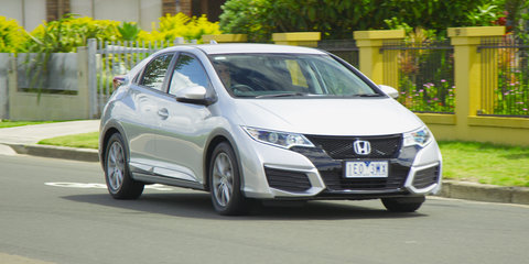 2016 Honda Civic VTi-S Review