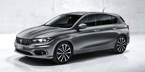 Fiat Tipo hatch and wagon revealed