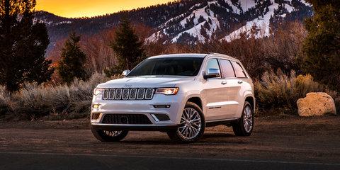 2017 Jeep Grand Cherokee Summit update leaked