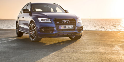 2016 Audi SQ5 Plus pricing and specifications