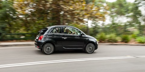 2016 Fiat 500C Lounge Review